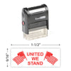 United We Stand (1) Stamp