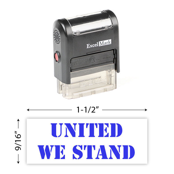 United We Stand (2) Stamp