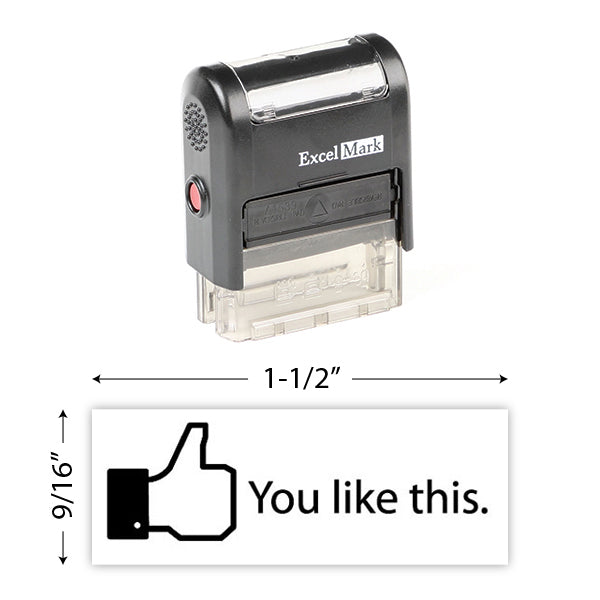 You Like This Stamp