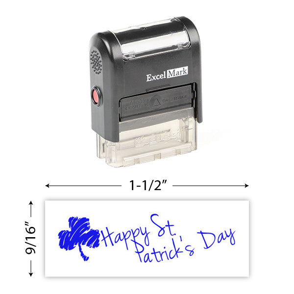 Happy St. Patrick's Day 2 Stamp