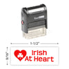 Irish At Heart Stamp