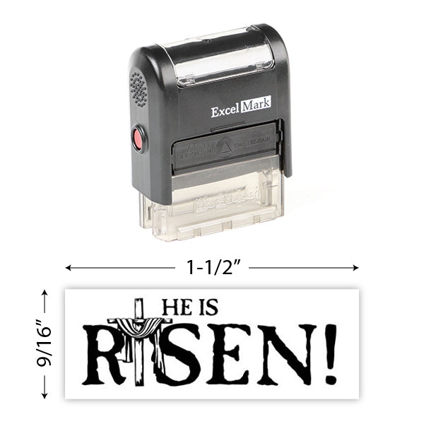 He Is Risen Stamp