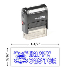 Happy Easter 3 Stamp