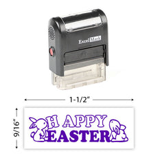 Happy Easter 5 Stamp