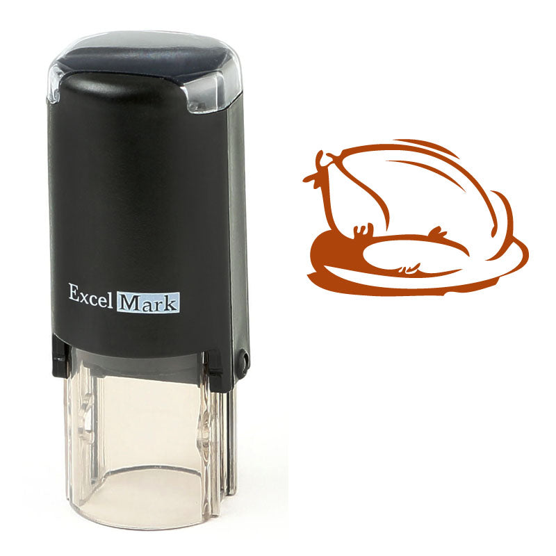 Roast Turkey Stamp