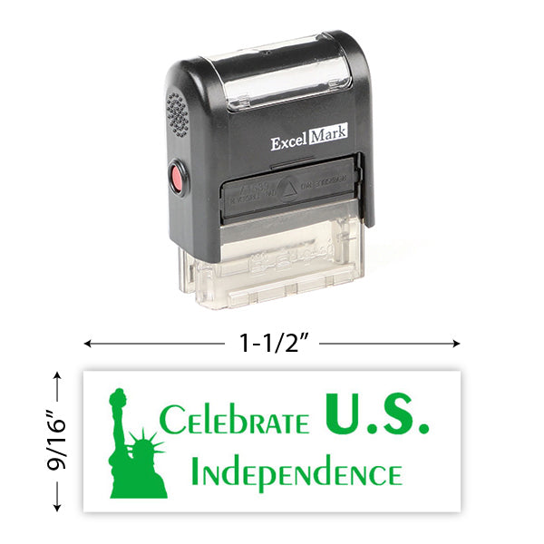 Celebrate U.S. Independence Stamp