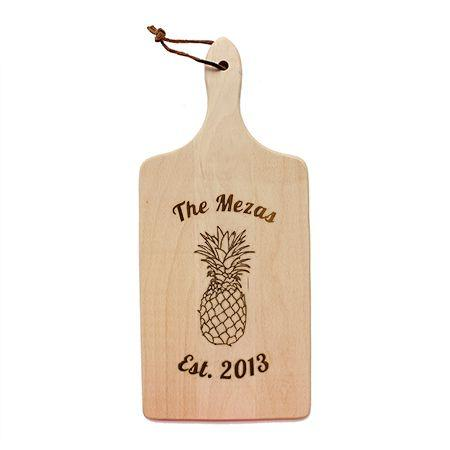 Pineapple Cutting Board