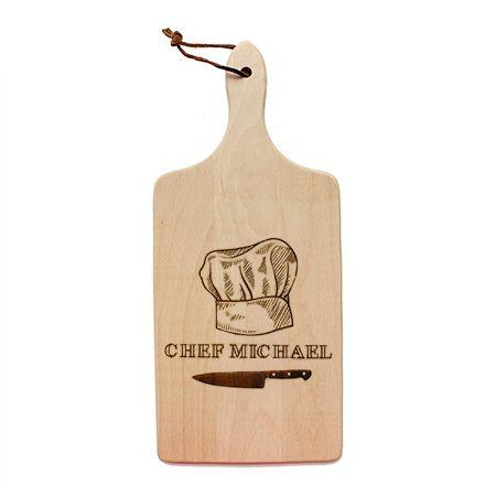 Chef Hat Cutting Board