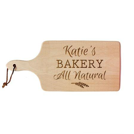 Natural Bakery Cutting Board