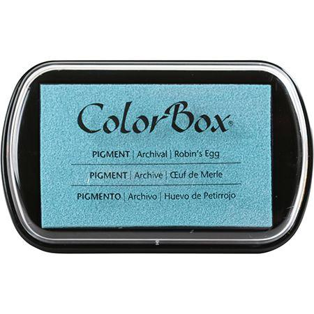 ColorBox Robin's Egg Pigment Ink