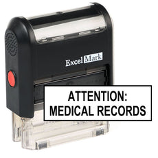 ATTN Medical Records Stamp