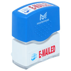 Two Color E-Mailed Stamp