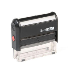 ExcelMark A-1776 Self-Inking Stamp