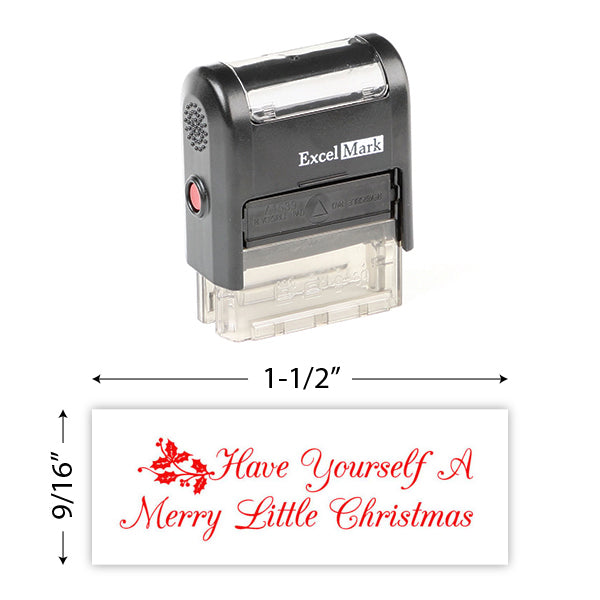 Have Yourself A Merry Stamp