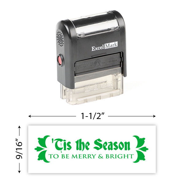 Tis The Season Stamp