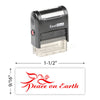 Peace On Earth Stamp