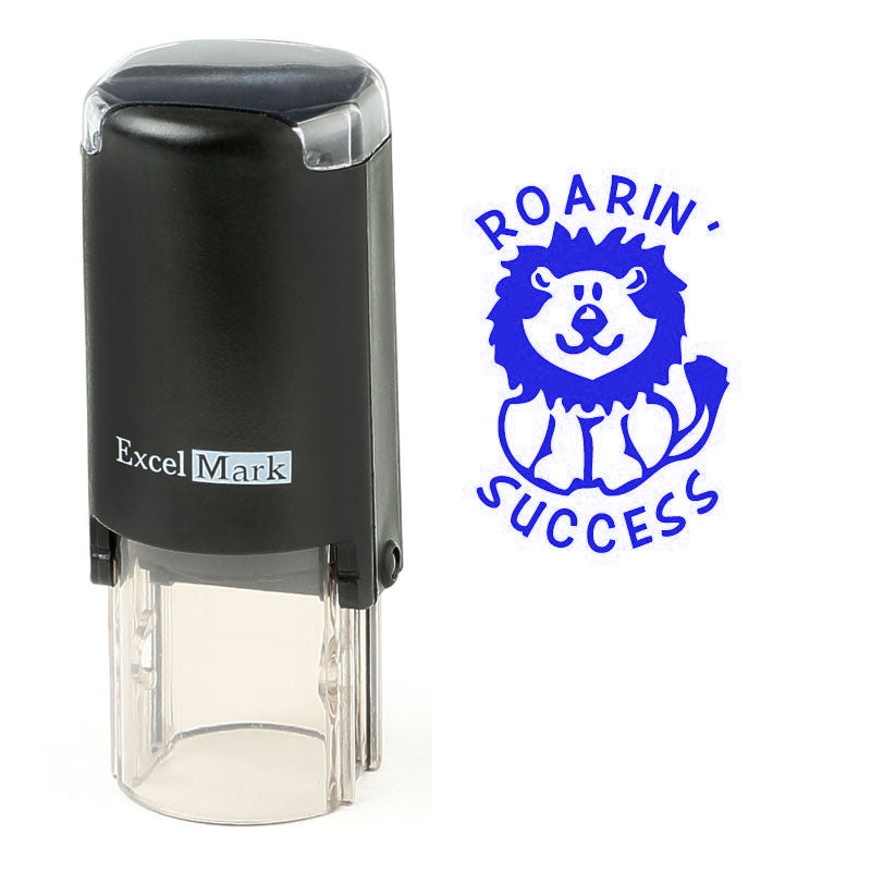 Roarin' Success Stamp