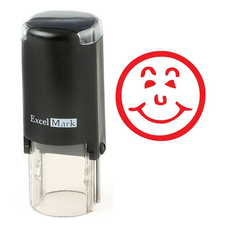 Smiley Face 2 Stamp