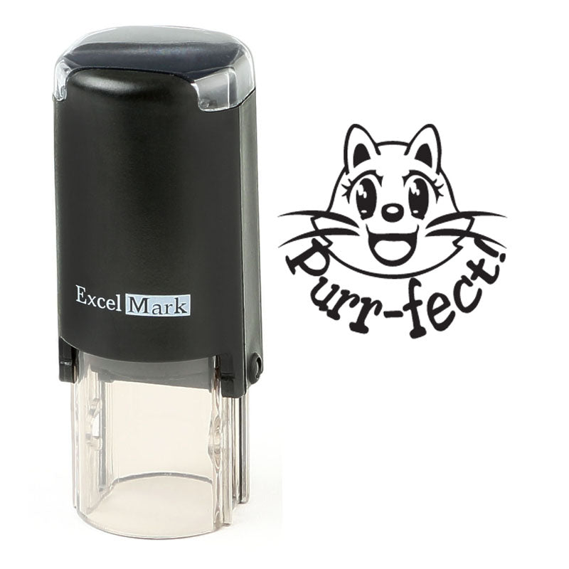 Purr-Fect! Stamp