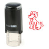 Exelente (Dog) Stamp
