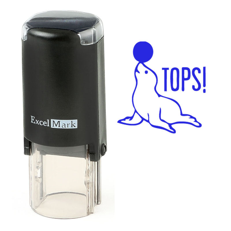 Tops! Stamp