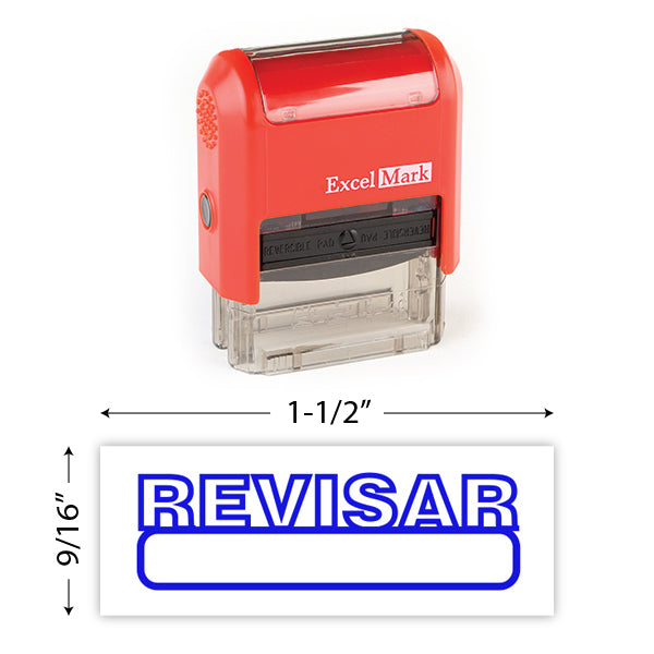Revisar Stamp