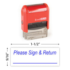 Please Sign And Return