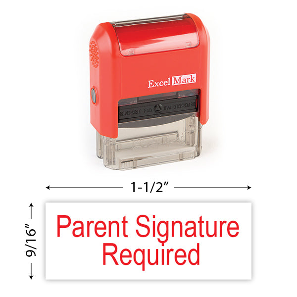 Parent Signature Required