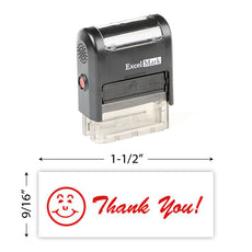 Thank You! Stamp