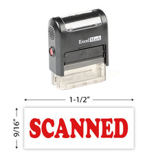 Scanned Stamp