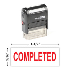 Completed Stamp