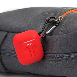 Strap Holder & Silicone Case Airpod Cover - tntongadgets