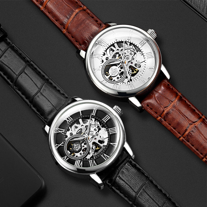 Men's Fashion & Mechanical Wrist Watch - tntongadgets