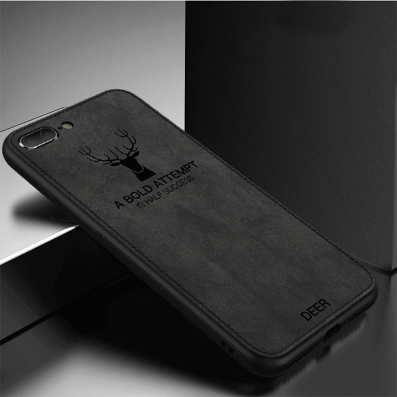 Deer Design Shockproof Phone Case - tntongadgets