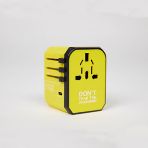 USB All-In-One Travel Adapter - tntongadgets