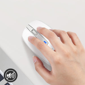 Ergonomics Mouse-Never replace battery again - tntongadgets
