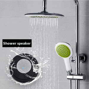 Wireless shower speaker - tntongadgets