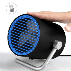 Mini Touchable Air Circulator Fan - tntongadgets