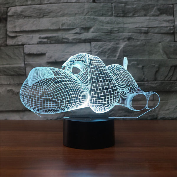 3D Illusion Light - tntongadgets