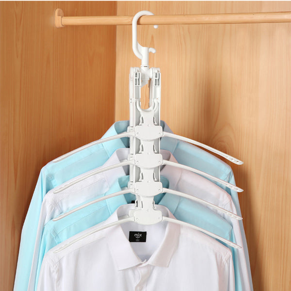 Space-saving Clothes Hanger - tntongadgets