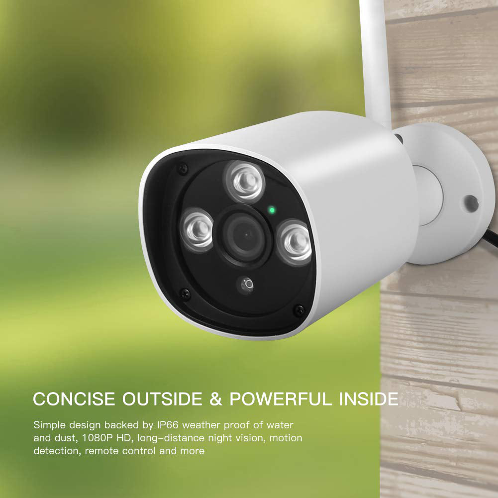 Home Security Camera - tntongadgets