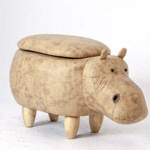 Hippo stool: Make your room special and keep stylish - tntongadgets