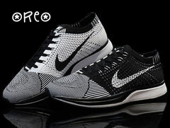 MEN FLYKNIT RACER SHOES