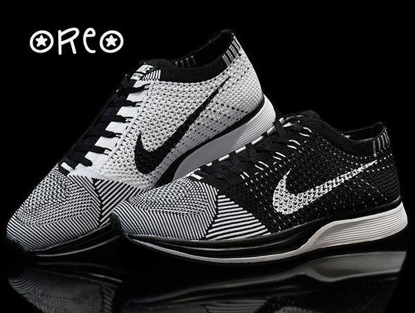 WOMEN FLYKNIT RACER SHOES