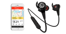 Load image into Gallery viewer, BioConnected Heart Rate Earphones & Fitness App