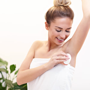 Detox During Quarantine ... Join the Natural Deodorant Movement