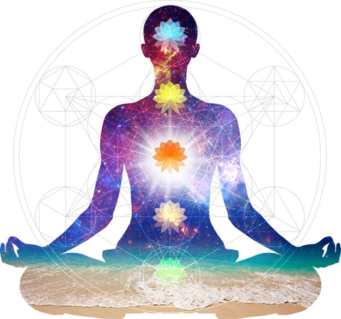 Roots to Stars - The 12 Chakra System :: Next Class (Virtual 5/16 and 5/22)