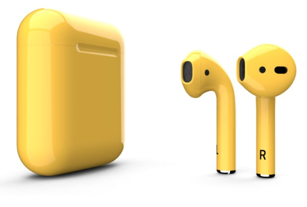 yellow pods - HYPE PODS