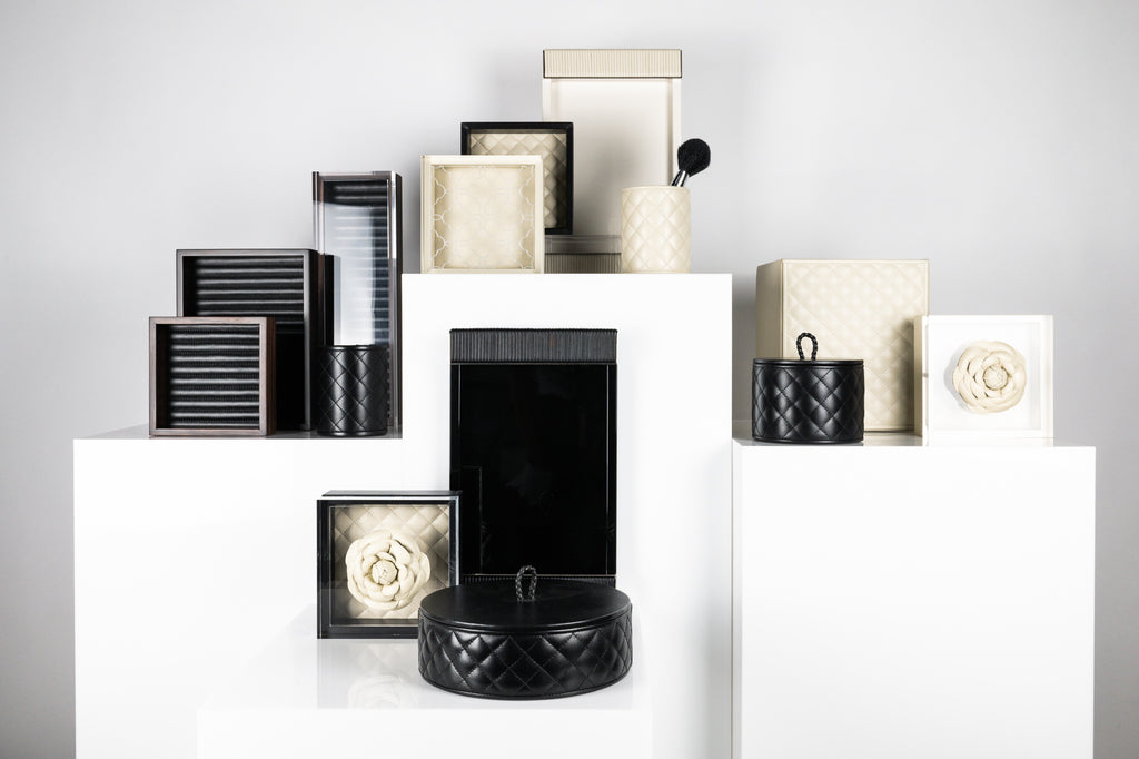 Riviere Ivory and Black boxes