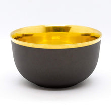 Load image into Gallery viewer, Augarten Wien Bar Champagne Bowl: Matt Slate Grey